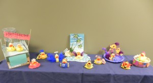 All Decorated Ducks