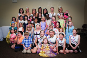 All of the Princes & Princesses
