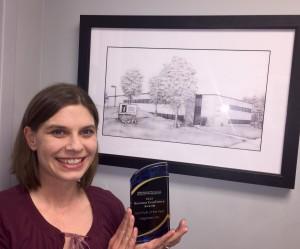 DCR Award 2