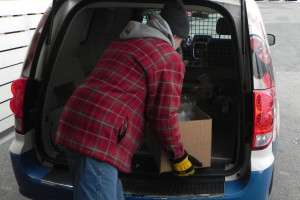 donation pick-up