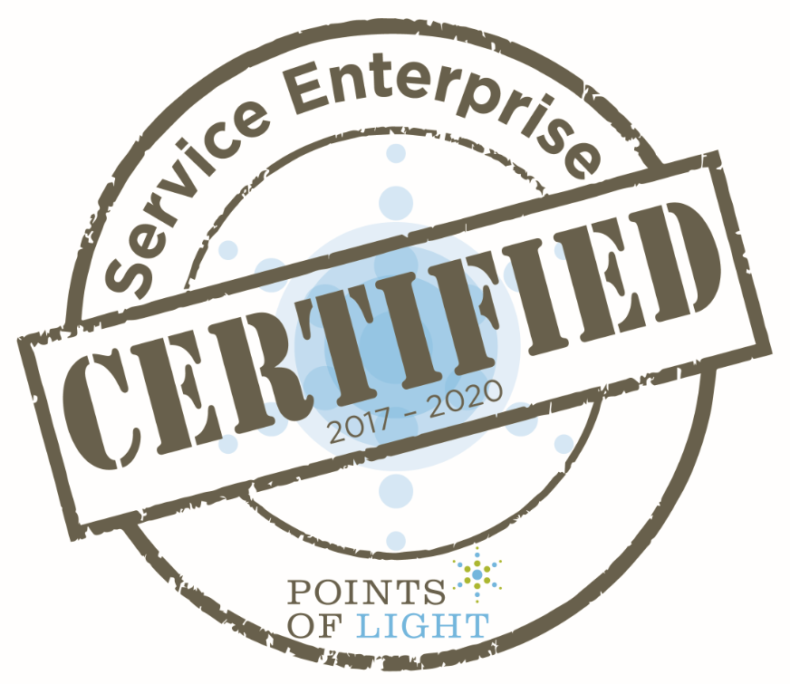 Service Enterprise Certified Stamp 2014-2016