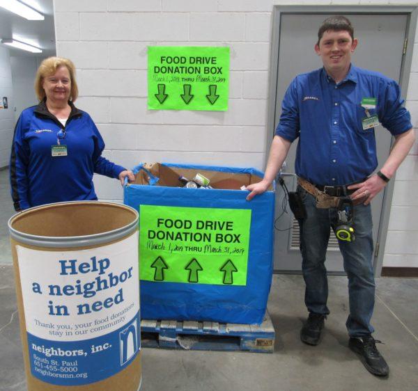 MN FoodShare Highlight: Menards - Neighbors Inc